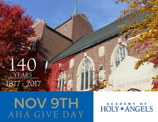 AHA Give Day is Nov 9th