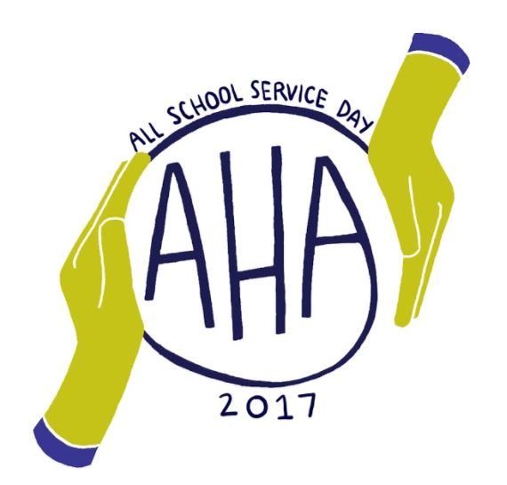 All School Service Day is May 25th, 2017