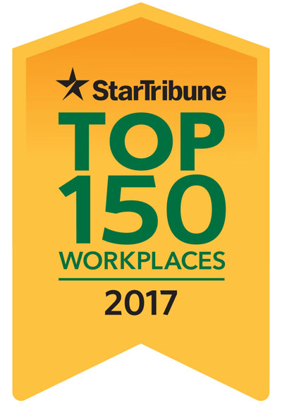 AHA was named a top 150 workplace!