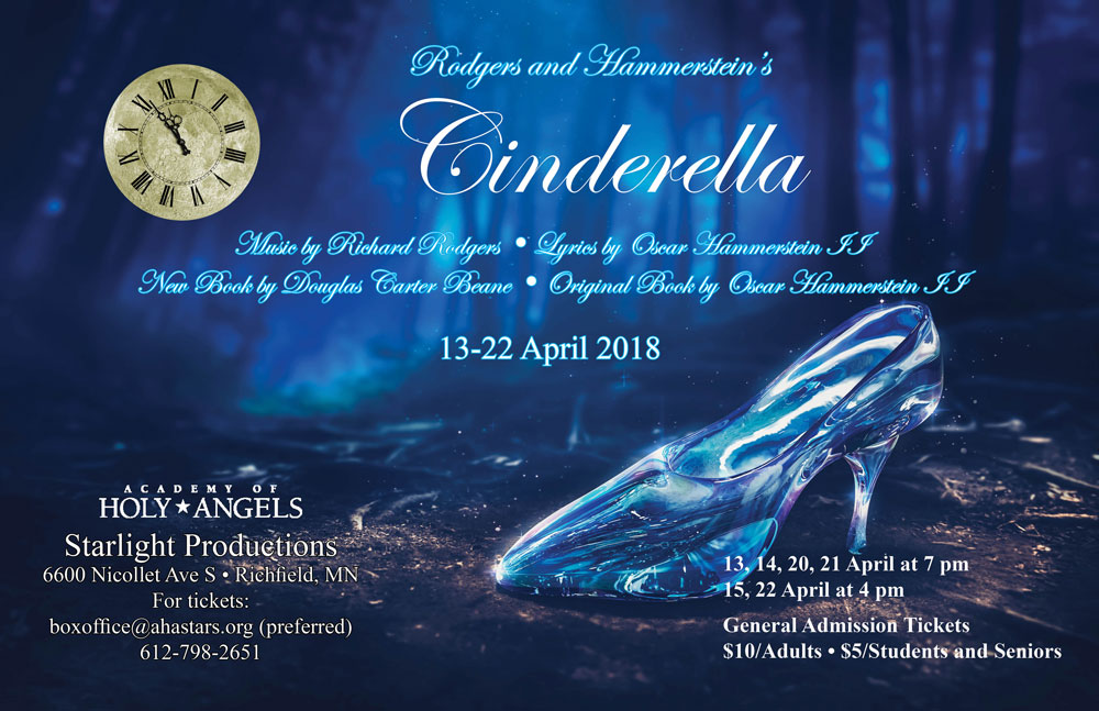 Cinderella runs 1 more weekend