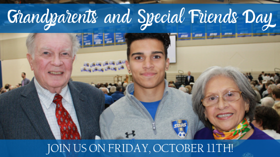 Grandparents and Special Friends Day 2019