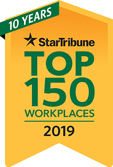 Academy of Holy Angels Named a Top 150 Workplace