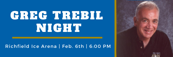 Greg Trebil Night is February 6th