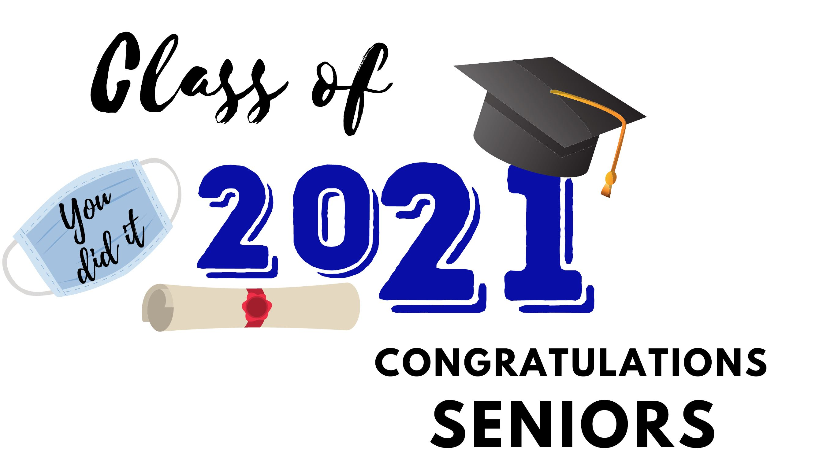Register for the Class of 2021 Senior Party