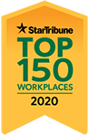 Top 150 Workplaces 2020